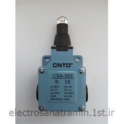 لیمیت سوئیچ فلزی فشاری قرقره CNTD مدل CSA-003