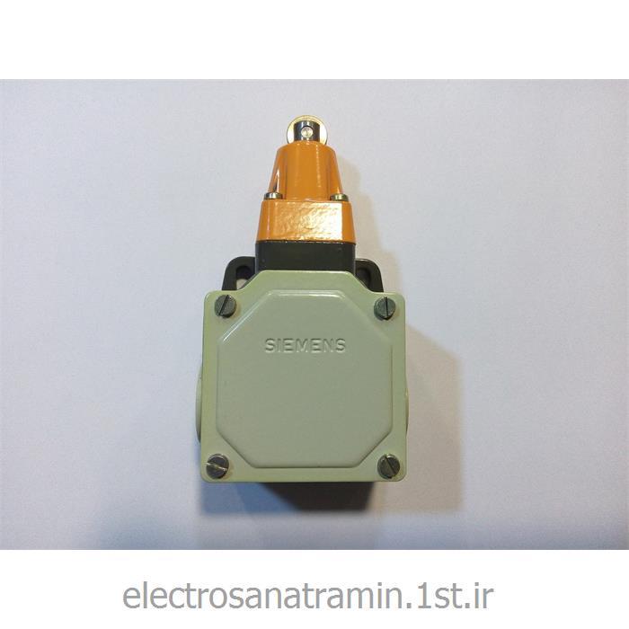 عکس لیمیت سوئیچ ( سوئیچ محدود کننده )لیمیت سوییج بدنه فلزی فشاری قرقره 3SE3 100-1D
