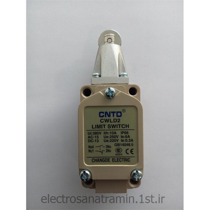 لیمیت سوئیچ بدنه فلزی فشاری قرقره CNTD مدل cwld2