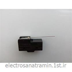 میکرو سوئیچ بدنه باکالیت تیغه سیمی OMRON مدل Z-15HW52-B