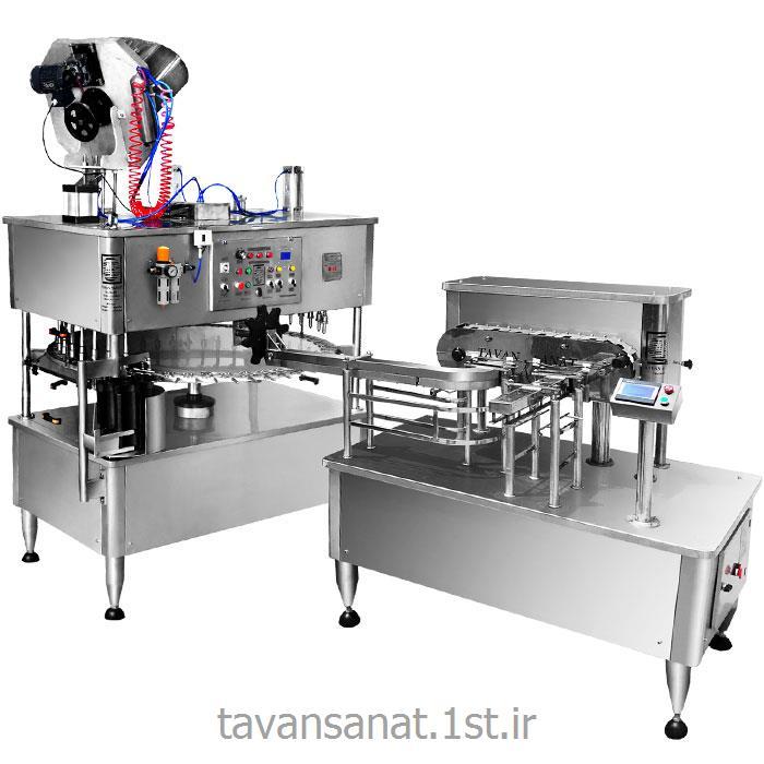 عکس خدمات تولید ماشین آلاتتری بلوک بطری پت PET ( شستشو ، پرکن ، دربگذار و دربند تمام اتومات )