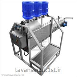 عکس سایر ماشین آلاتدستگاه شستشوی گالن 20 لیتری آب اتومات
