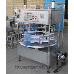 دستگاه شستشو ، پرکن و دربند 20 لیتری آب آشامیدنی