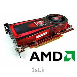 عکس کارت گرافیک کامپیوترکارتهای گرافیکی چند خروجی amd