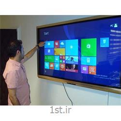 عکس مانیتور صفحه لمسی ( Touch Screen Monitors )مانیتور تاچ اسکرین صنعتی