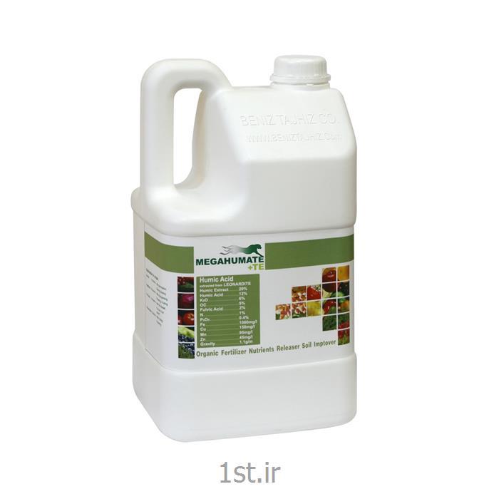 اسید هیومیک (مگاهومات)