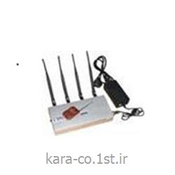 عکس مسدود کننده امواج موبایل (جمر)مسدود کننده موبایل ای اس تی مدلEST-505D