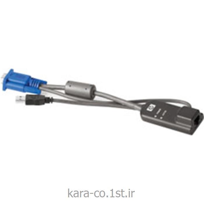 اچ پی کی وی ام HP KVM Use Interface Adapter AF623A