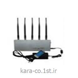 عکس مسدود کننده امواج موبایل (جمر)مسدود کننده موبایل ای اس تی مدل EST-505E
