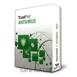 عکس نرم افزار کامپیوترتراست آنتی ویروس TrustPort Antivirus 2014