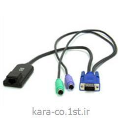 اچ پی کی وی ام HP CAT5 8-Pack PS2 Interface Adapter 262587-B21