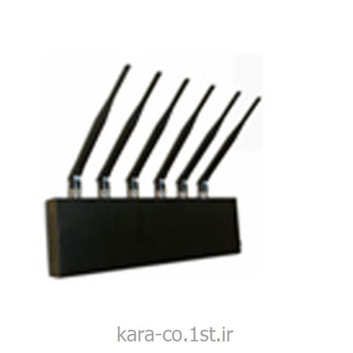 عکس مسدود کننده امواج موبایل (جمر)مسدود کننده موبایل ای اس تی مدل EST-808I