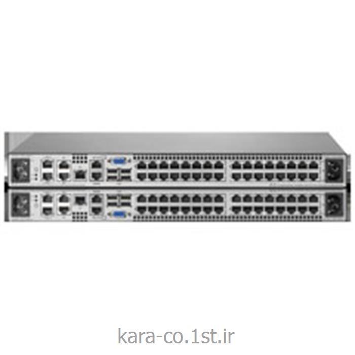 آی پی کی وی پی HP 4x1Ex32 KVM IP Console Switch G2 AF622A