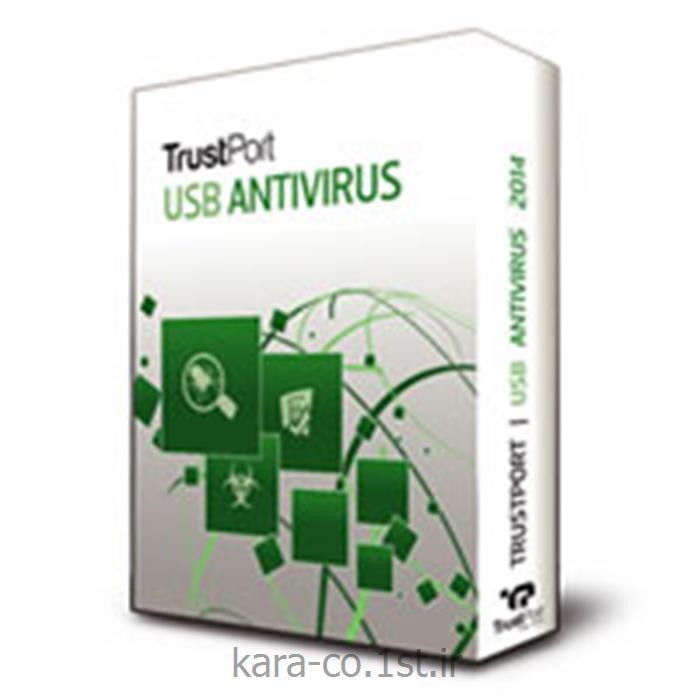 عکس نرم افزار کامپیوترتراست پورت آنتی ویروس ( نسخه یو اس پی ) TrustPort Antivirus 2014