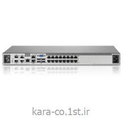 اچ پی کی وی ام HP 2*1E*16 KVM Console Switch G2 AF621A