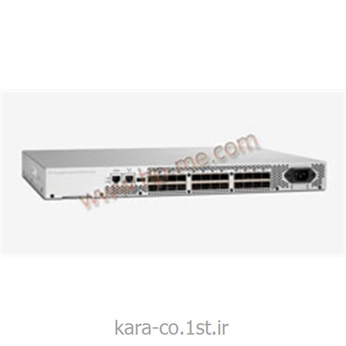 عکس سوئیچ شبکهسوئیچ اس ای ان SAN Switch 8/24 Base (16) Full Port