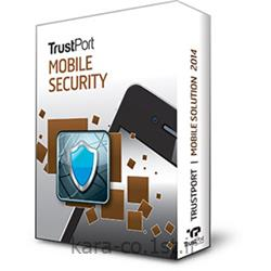عکس نرم افزار کامپیوترتراست پورت موبایل آنتی ویروس TrustPort Mobile Security