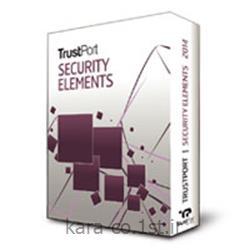 عکس نرم افزار کامپیوترتراست پورت آنتی ویروس TrustPort Security Elements Advanced 2014