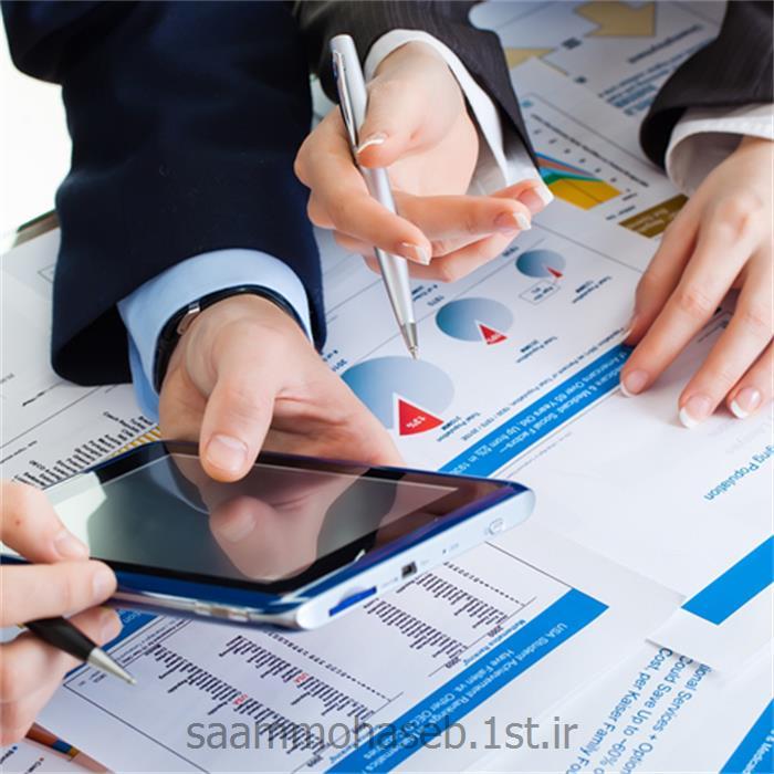 تهیه صورت مالی اساسی و گزارشات مدیریتی