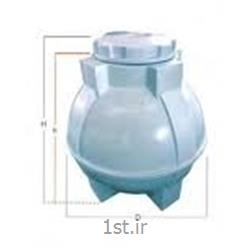 مخازن کروی پلی اتیلن رادمان پلاست
