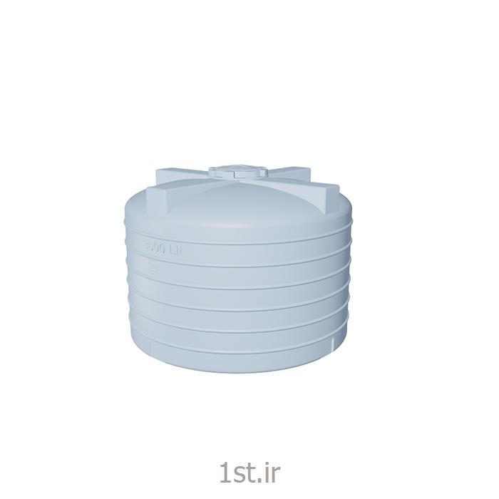 مخازن عمودی کوتاه پلی اتیلن رادمان پلاست