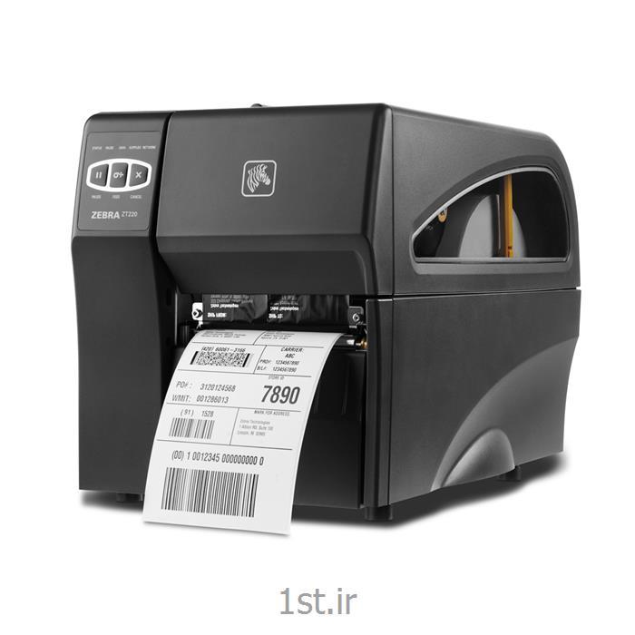 عکس چاپگر (پرینتر)لیبل پرینتر زبرا مدلLabel Printer Zebra ZT220