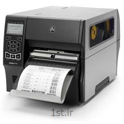 عکس انبار محصولات بسته بندیلیبل پرینتر زبرا مدل Label Printer Zebra ZT420