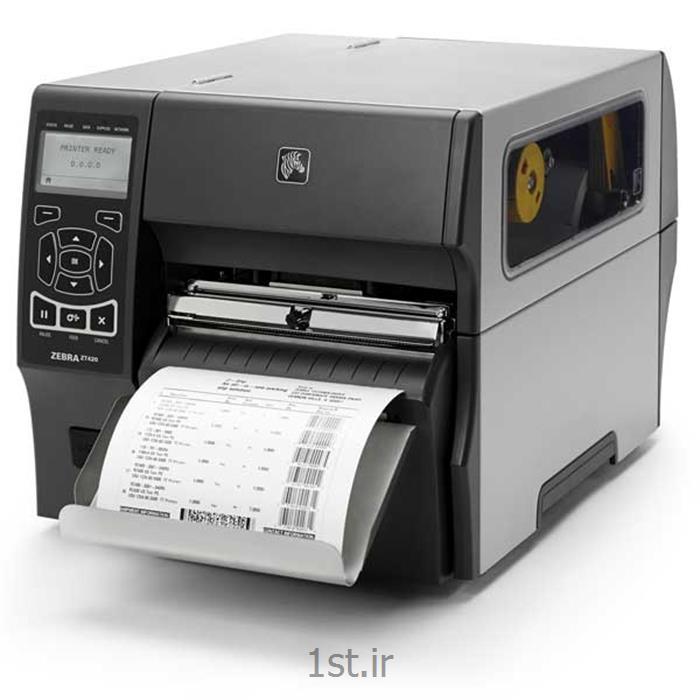 لیبل پرینتر زبرا مدل Label Printer Zebra ZT420