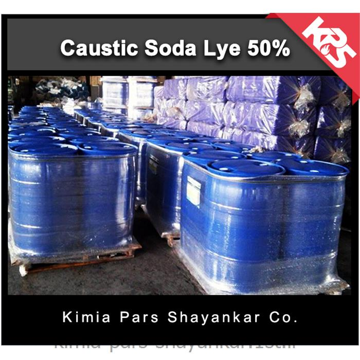 سود مایع %50 کیمیا