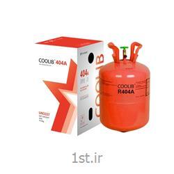 عکس سایر تجهیزات سرمایشی و گرمایشیگاز فریون R404A کولیب