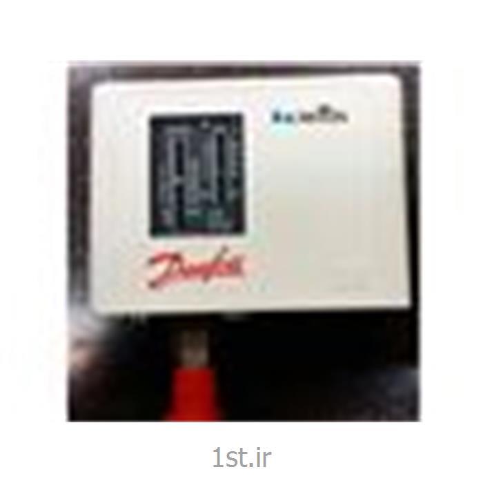 عکس سوئیچ فشار ( پرشر سوییچ )لو پرشر سوئیچ ریست دار دانفوس مدل KP1