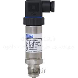 عکس نمایشگر فشار (مانیتور فشار)پرشر ترانسمیتر ویکا مدل S-10 فشار 1- تا 3+ بار 1/2 NPT