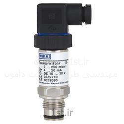 عکس نمایشگر فشار (مانیتور فشار)پرشر ترانسمیتر ویکا مدل S-11 فشار 0 تا 600 بار G 1/2 B