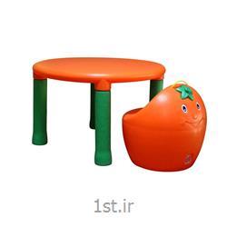 عکس صندلی کودک صندلی کودک پلی اتیلنی مدل چیکو
