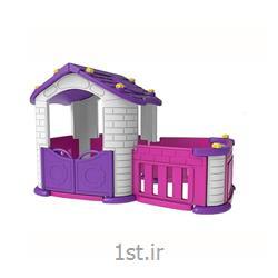 کلبه حفاظ دار کودک