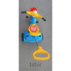 عکس اتومبیل اسباب بازی سوار شدنیسه چرخه کودک مدل  اپاچی