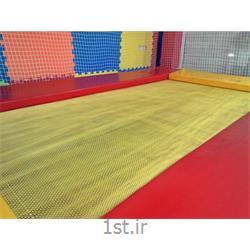 ترامپولین فنری (جامپینگ فنری) اصفهان پلاست