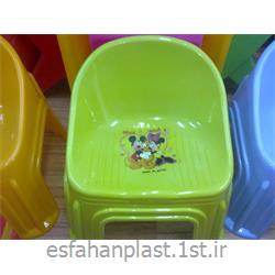 عکس صندلی کودک صندلی پلاستیکی کودک پونک