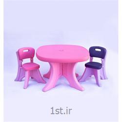 عکس صندلی کودکصندلی کودک والی پلاستیکی