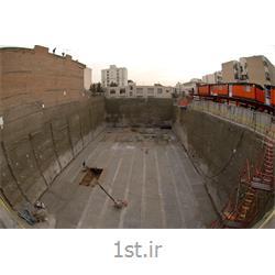 عکس خدمات ساخت و سازعملیات پایدارسازی گود ، گود برداری  ،  نیلینگ ،  انکراژ