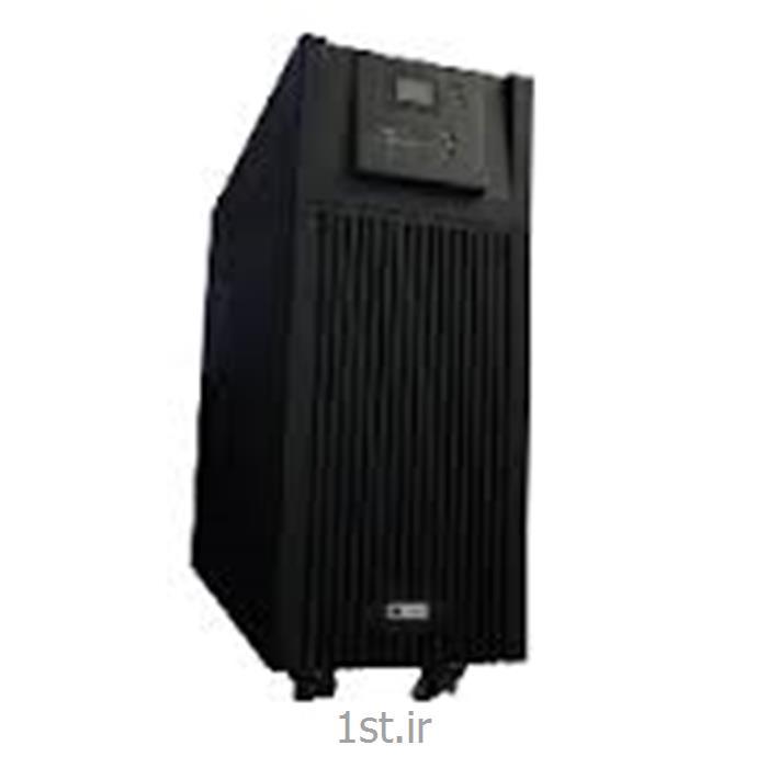 عکس یو پی اس ( منبع تغذیه بدون وقفه )یو پی اس آنلاین 6000VA باتری خارجی