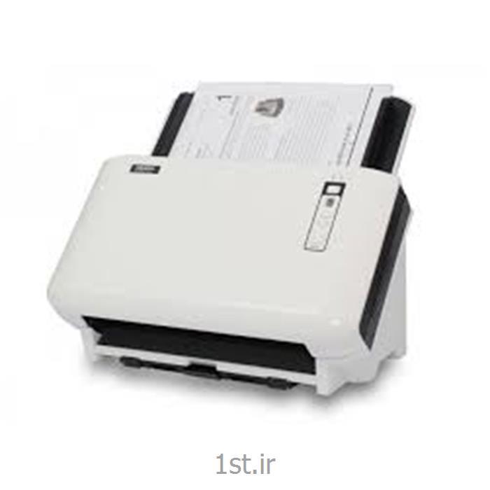 عکس اسکنراسکنر پلاستک مدل Plustek PS 8016U Scanner