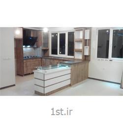کابینت آشپزخانه ام دی اف (MDF) طرح آنتیک