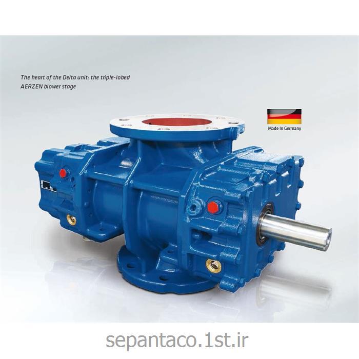 بلوئر هوا ارزن آلمان مدل GM30L از شرکت مهندسی آلارد صنعت سپنتا