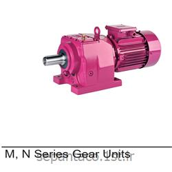 الکتروگیربکس 2.2 کیلو وات 104 دور پایه دار