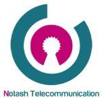 لوگو شرکت نوتاش ارتباطات پایدار