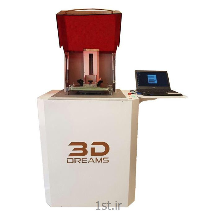 عکس لوازم و تجهیزات جواهرسازیپرینتر سه بعدی طلا و جواهر مدل SD-1280