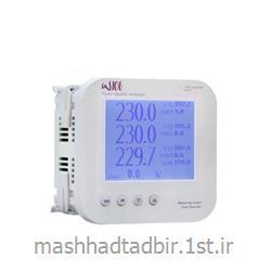 عکس سایر تجهیزات اندازه گیری الکتریکیپاور آنالایزر شبکه برق مدل W106