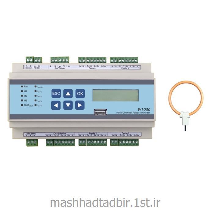 عکس سایر تجهیزات اندازه گیری و ابزار دقیقپاور آنالایزر مولتی فیدر W1030