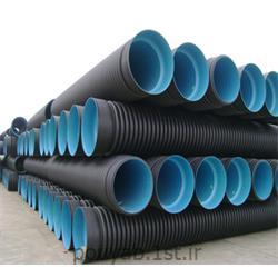 عکس لوله های پلاستیکیلوله پلی اتیلن فاضلابی HDPE